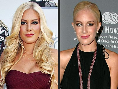 heidi montag wedding makeup. pictures dresses heidi montag