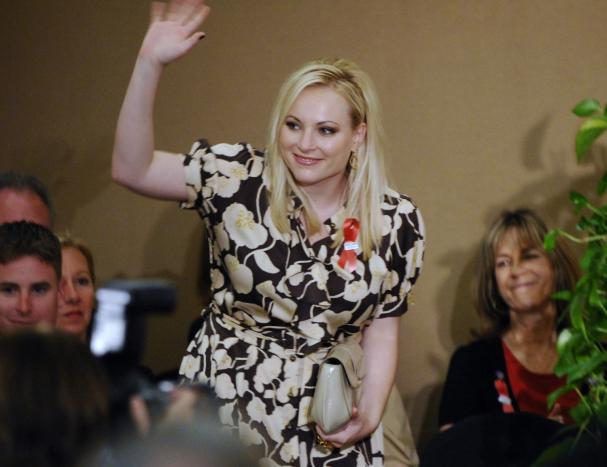 mccain spotlight feel stronger politically young meghan mccain super conservative